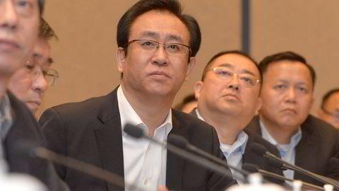 Xu Jiayin etablerte China Evergrande i 1996. For fire år siden var han Kinas rikeste med en formue på 44 milliarder dollar. Nå forsøker han å redde selskapet fra en kollaps som vil ha alvorlige konsekvenser.