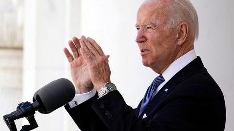 President Joe Biden sto rede til å bryte opp Big Tech da han var kandidat. Nå mangler viljen, skriver artikkelforfatteren.