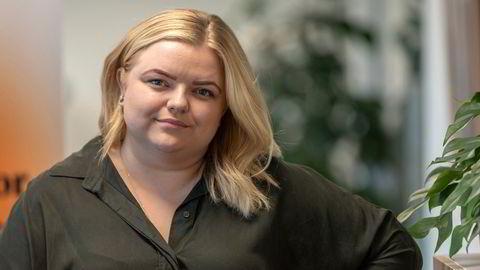 – Søkertallene er dramatiske, sier Elise Håkull Klungtveit, leder i Pedagogstudentene i Utdanningsforbundet.
