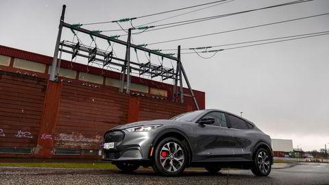 Ford Mustang Mach-e har gjort det sterkt etter at den kom på markedet i mai.
