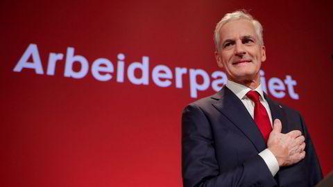 Jonas Gahr Støre har en unik mulighet til å gå inn i historien som statsministeren som ga Norge en ny grønn retning, skriver artikkelforfatteren.