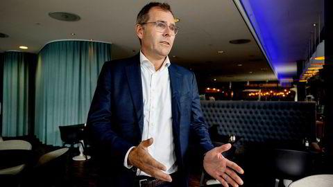 – Når elektrisitet ikke virker, da blir det ramaskrik, sier Tor Svelland, som helt til august ledet shipping-milliardær John Fredriksens private management-selskap Seatankers.