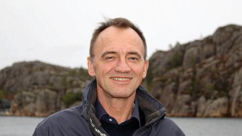 Edvard Henden er administrerende direktør i Nordic Halibut.