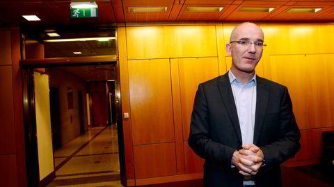 Stabsdirektør Birger Vikøren i Norges Bank ble vraket som ny banktopp, fordi sønnen jobber i Finansdepartementet.