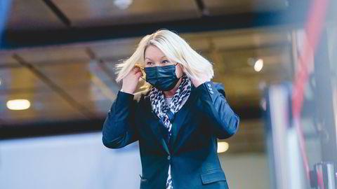 Justis- og beredskapsminister Monica Mæland har sagt fra til den danske regjeringen at Norge ikke ønsker å samarbeide om asylmottak i Afrika. Dermed legger hun død Frps politiske ønskedrøm.