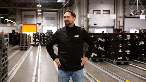 Oda-gründer Karl Munthe-Kaas mener det er det vanskelig å si hvor mye bedre innkjøpspriser Coop får som følge av samarbeidet med Carrefour.