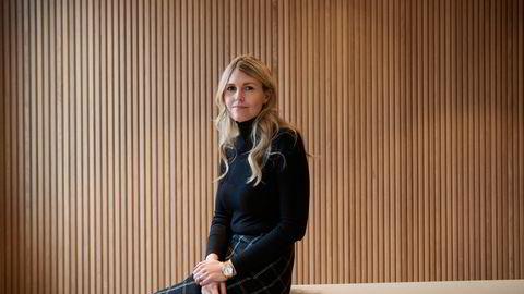 Anna Margaret Smedvig styrer Smedvig-familiens milliardformue fra London. Her er hun fotografert i 2018 ved åpningen av et campushotell på universitetsområdet på Ullandhaug i Stavanger. Det var en gave fra Smedvig-familien.