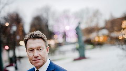 Terje Aasland, Næringspolitisk talsperson for Arbeiderpartiet.