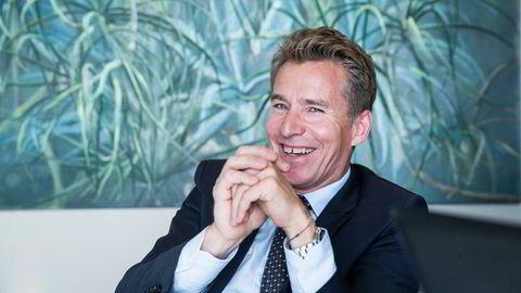 Hugo Maurstad i oppkjøpsfondet Altor kan le hele veien til banken.