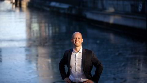 Sjeføkonom Øystein Børsum i Swedbank blir en del av ledertrioen i Norges Bank som ny visesentralbanksjef med ansvar for Oljefondet.