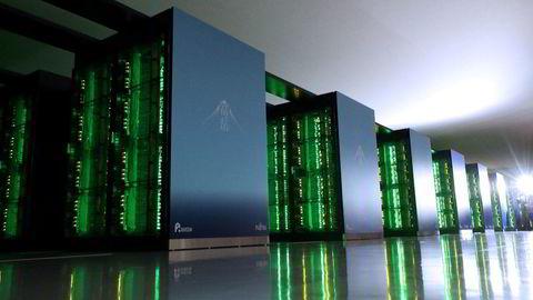 Den japanske superdatamaskinen Fugaku ved Riken Center for Computational Science i Kobe ble i 2020 rangert som verdens raskeste. Kappløpet om å utvikle en raskere superdatamaskin er i gang. Nesten halvparten av verdens 500 kraftigste datamaskiner er i Kina.