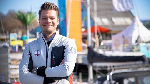 Magnus Ryhjell, daglig leder i båtbransjeforbundet Norboat.