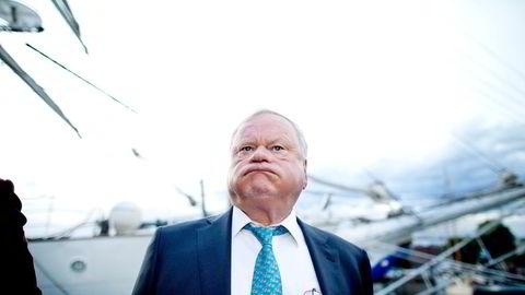 John Fredriksen er største eier i Northern Ocean, som stuper etter kontraktsoppsigelse.