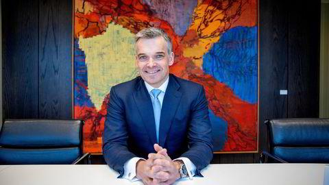 – Når det gjelder å hente penger og børsnoteringer har vi sikkert overvurdert betydningen av å håndhilse på folk, sier Peter Straume, sjef for ABG Sundal Collier i Norge.