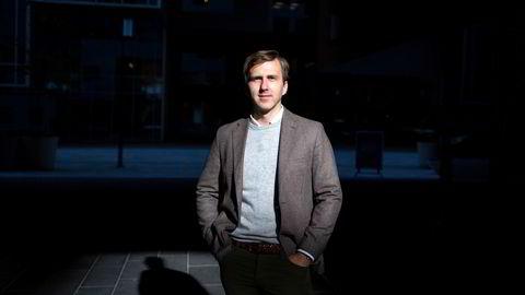 Kredittstrateg Ole André Kjennerud i DNB Markets.