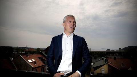 – Vi hadde ikke drømt om at året skulle ende som det gjorde, sier Dag Rasmussen om Rasmussengruppens resultater i fjor.