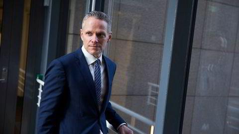 Sjefstrateg i Danske Bank Christian Lie tror det kan bli ytterligere turbulens i aksjemarkedene fremover.