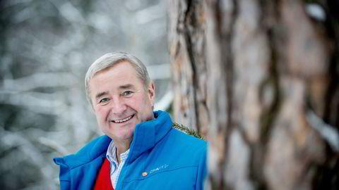 Christen Sveaas har allerede 20 prosent avkastning på investeringen i Borr Drilling, Tor Olav Trøims riggselskap.