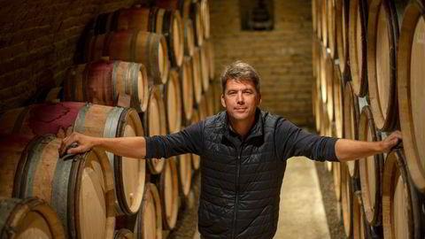 Cyprien Arlauds viner har nådd nye høyder de siste årene.