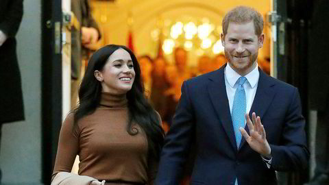 Hertuginne Meghan og prins Harry skal lage dokumentarer, filmer og familieprogrammer for Netflix.
