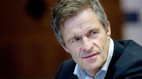 Jan Haudemann-Andersen fikk et rekordresultat i fjor, men to av selskapene han traff blink på, opplever kursfall i år.