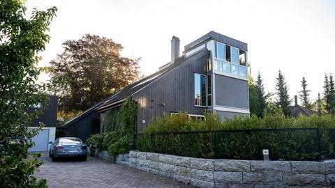 Katharina Andresen har kjøpt denne boligen i et av hovedstadens mest eksklusive strøk.