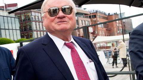 John Fredriksen er største eier i Seadrill, som har havnet i et bikkjeslagsmål med et hedgefond i forbindelse med sin andre gjeldsrestrukturering på få år.