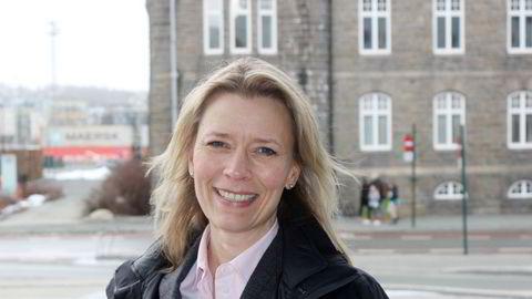 Heidi Kyvik er daglig leder i oppstartsselskapet Eyvi, selskapet omsatt for rundt 35 millioner kroner i 2020.