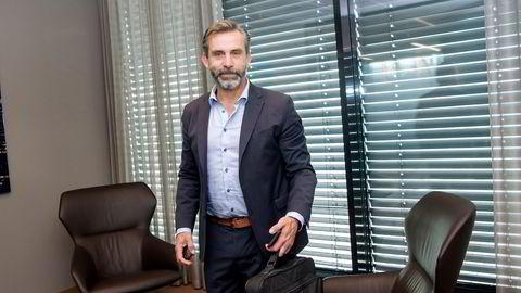 Kjetil Bøhn går av som toppsjef for plastgjenvinningsselskapet Quantafuel.