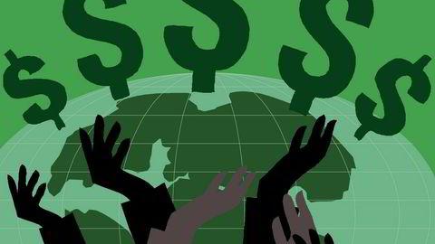 Økning i gapet mellom rike og fattige skjer parallelt i mange land, skriver Nævdal.