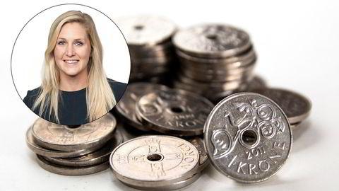 Rente- og valutastrateg Lina Fransson