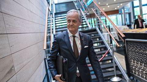 Kristian Siem er styreformann og hovedeier i oljeserviceselskapet Subsea 7.