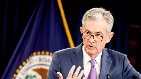 USAs sentralbanksjef Jerome Powell har vært partner i et «private equity»-selskap (PE), så du begynner å tro på PE-folkets fantasier om at Fed kommer til å intervenere i aksjemarkedet, skriver Sigmund Håland.