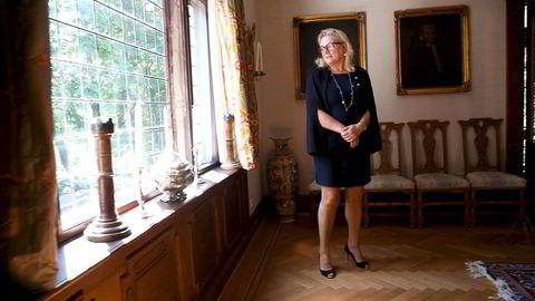 Ragnhild Wiborg, investor og styregrossist.