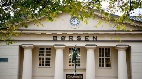 Livet på Oslo Børs har ikke bare vært en lek, ifølge artikkelforfatteren.