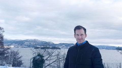 Elektroinstallatør Tore Andre Midttveit har en papirgevinst på nesten 22 millioner kroner i Freyr.