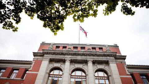 Staten er den sterke part, med en nesten uendelighet av økonomiske ressurser, skriver Steinar Juel. Her Høyesteretts hus i Oslo.