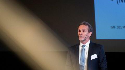 – Normalt faller Oslo Børs 40–65 prosent hvert femte år, sier sjeføkonom Harald Magnus Andreassen i Sparebank 1 Markets.