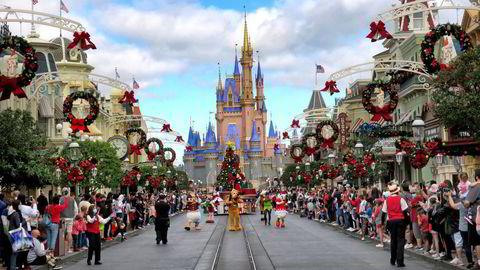 Den eneste jeg husker har gitt meg gode venteopplevelser er Disney World, skriver artikkelforfatteren.