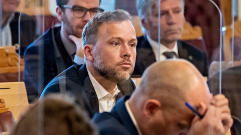 Audun Lysbakken vil ha svar fra utenriksministeren om saken.