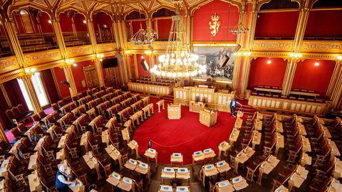 Vil Stortinget akseptere den maktforskyvningen regjeringen har vedtatt i retningslinjene for skattefastsetting, spør artikkelforfatteren.