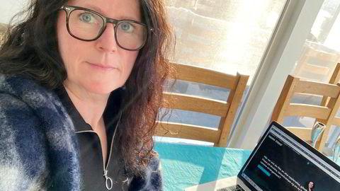 Ingunn Strand (50) har vært arbeidssøker siden mars i fjor. – Nå er jeg litt i villrede, men jeg vil gjerne ha jobb, sier hun.