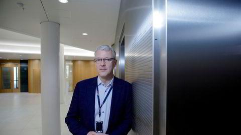 Bulder Bank og banksjef Torvald Kvamme får mange skuffede Sbanken-kunder på tråden etter at DNB har lagt inn bud torsdag.