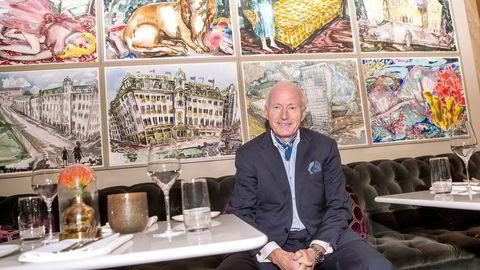Christian Ringnes har en av Norges største private kunstsamlinger. Han tror NFT har kommet for å bli, men har ikke kjøpt kryptokunst selv.