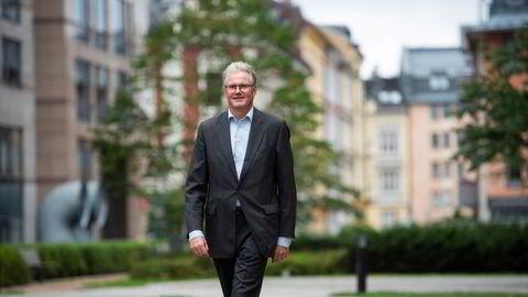 Leif Eriksrød mener de siste dagers kursfall er symptomatisk for nye selskaper på børs.