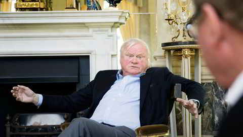 Eiendomsporteføljen til John Fredriksen-kontrollerte Norwegian Property var verdt 25 milliarder kroner ved utgangen av fjoråret.