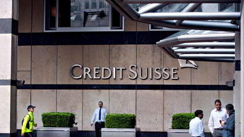 Credit Suisse venter å tape flere milliarder kroner etter hedgefondskandalen.