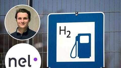 Aksjeanalytiker i Sparebank 1 Markets spår en ytterligere halvering av hydrogenselskapet Nel på Oslo Børs.