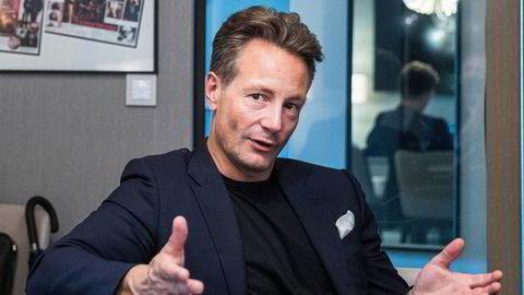 «Vi vil fortsatt ha fokus på både eiendom og finansielle investeringer fremover», sier investor Runar Vatne.