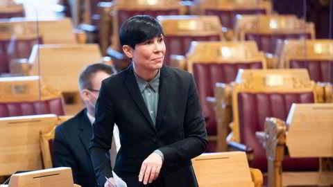 Utenriksminister Ine Eriksen Søreide har ikke gitt Stortinget noen informasjon om bakgrunnen for brevet.